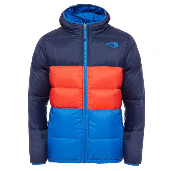 The North Face Reversible Moondoggy Jacket Kinder - Winterjacke