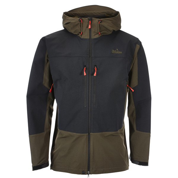 Tierra Ace Hood Jacket Männer - Softshelljacke