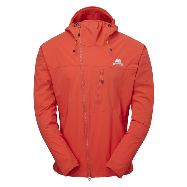 Mountain Equipment Squall Hooded Jacket Männer - Softshelljacke