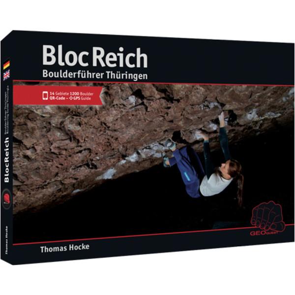BlocReich – Boulderführer Thüringen