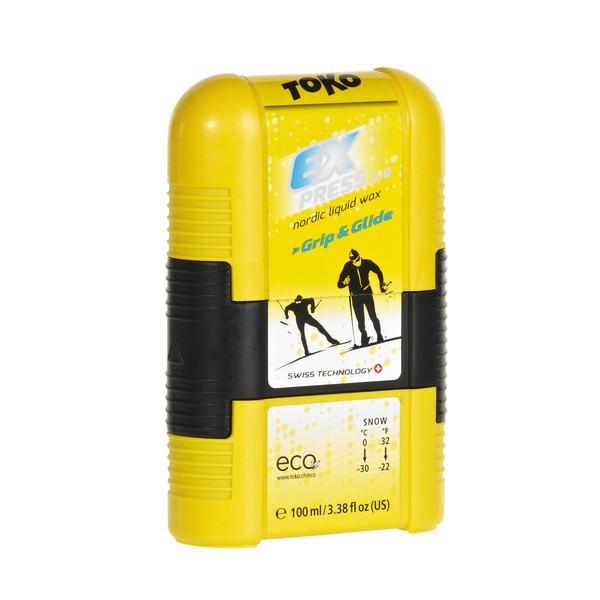 Toko Express 2.0 Grip&Glide Pocket - Skiwachs