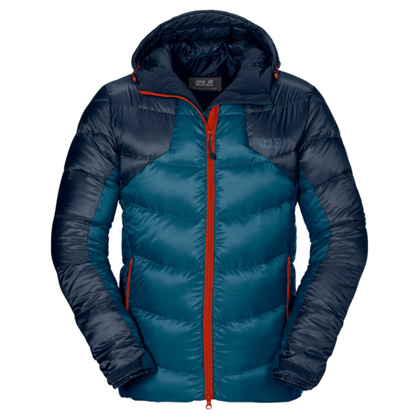 Jack Wolfskin Svalbard II Down Jacket Männer - Daunenjacke