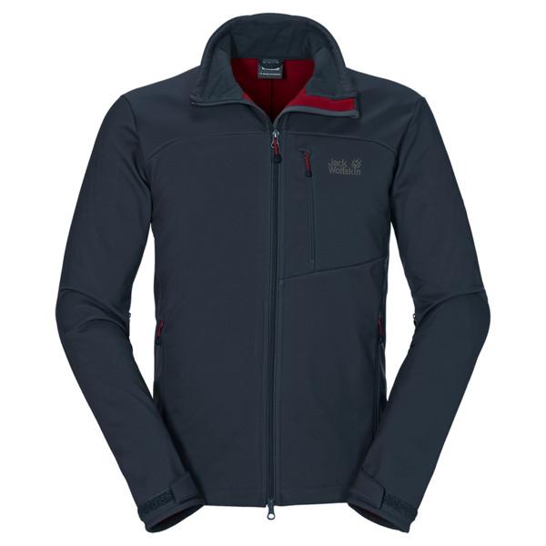 Jack Wolfskin Foggy Mountain Softshell Jacket Männer - Softshelljacke