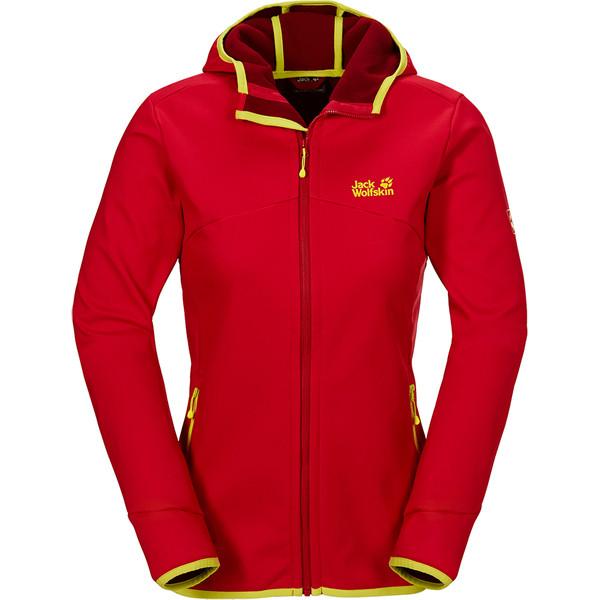 Jack Wolfskin Glacier Valley II Jacket Frauen - Softshelljacke