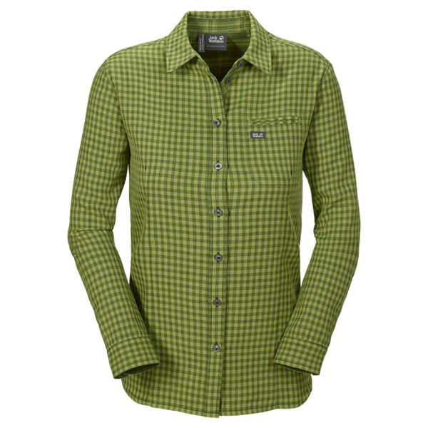 Jack Wolfskin Seal Lake L/S Shirt Frauen - Outdoor Bluse