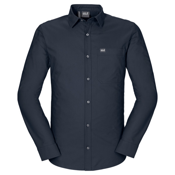 Jack Wolfskin Eagle Oc L/S Shirt Männer - Outdoor Hemd