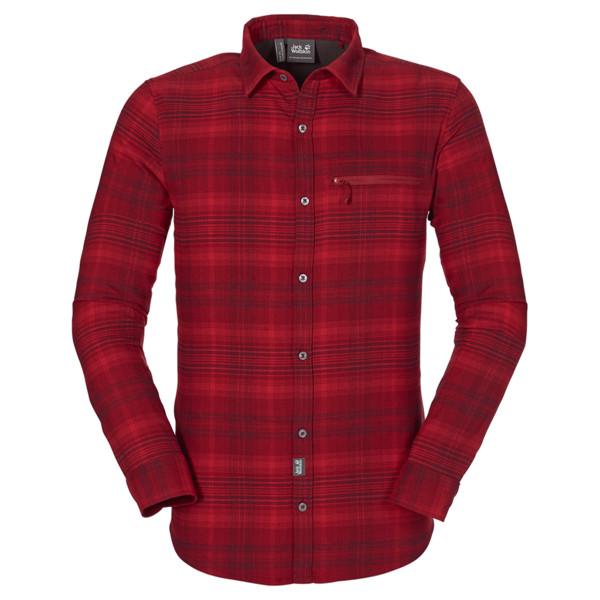 Jack Wolfskin Convection Shirt L/S Männer - Outdoor Hemd