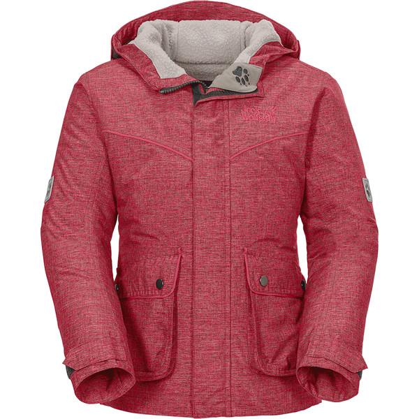 Jack Wolfskin Nova Scotia Texapore Ins Jacket Kinder - Winterjacke