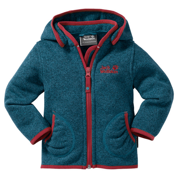 Jack Wolfskin Moonchild Nanuk Jacket Kinder - Fleecejacke