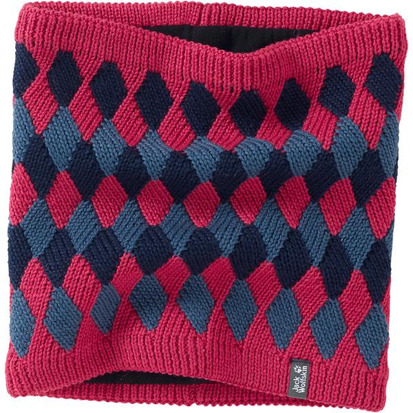 Jack Wolfskin Diamond Knit Loop Kinder - Schal
