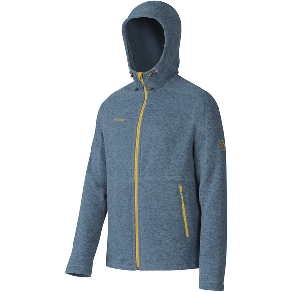 Mammut Polar Hooded ML Jacket Männer - Fleecejacke
