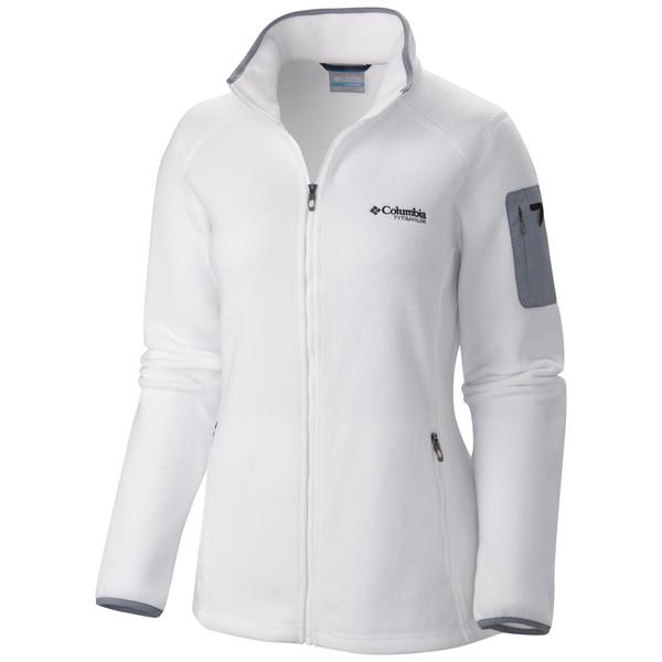 Columbia Titan Pass 2.0 Fleece Jacket Frauen - Fleecejacke
