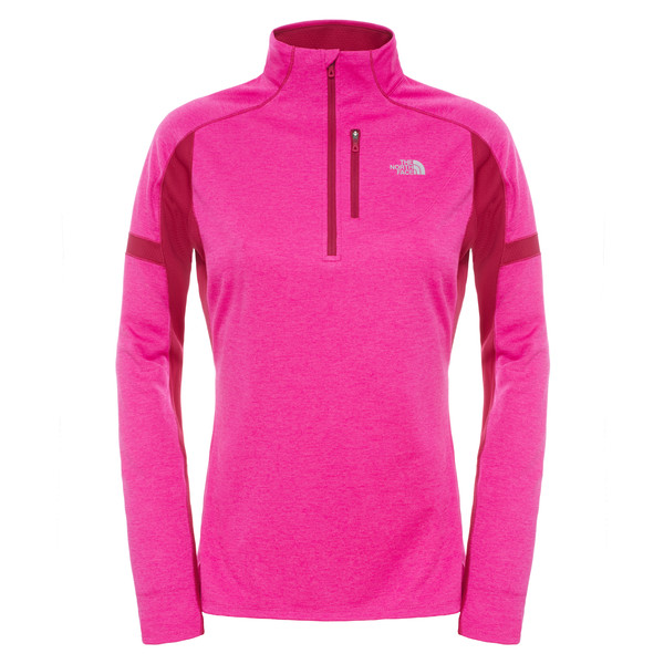 The North Face IMPULSE ACTV 1/4 Frauen - Funktionsshirt