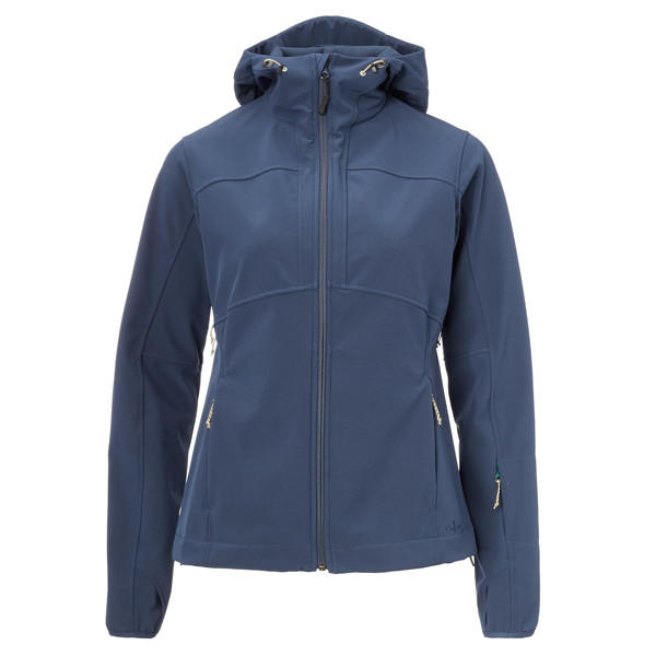 FRILUFTS Taroko Hooded Softshell Jacket Frauen - Softshelljacke