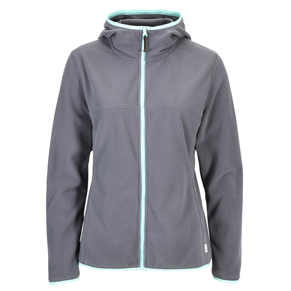 FRILUFTS Wulka Hooded Fleece Jacket Frauen - Fleecejacke