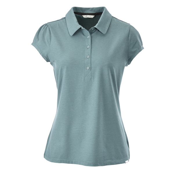 FRILUFTS Brea S/S Polo Shirt Frauen - Funktionsshirt
