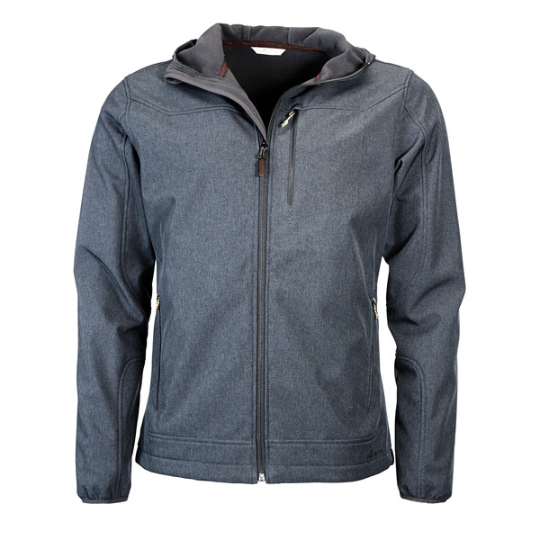 FRILUFTS Gardby Hooded Jacket Männer - Softshelljacke