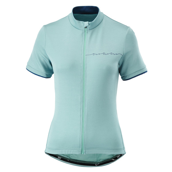 Triple2 Velozip Merino Shirt Frauen - Fahrradtrikot