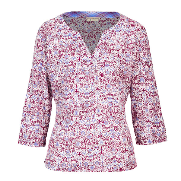 Royal Robbins Oasis Printed Pullover Frauen - Outdoor Bluse