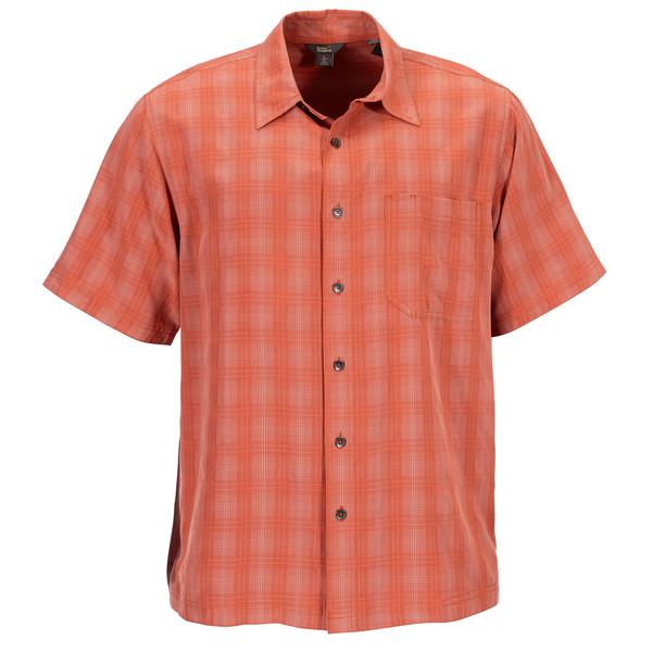 Royal Robbins San Juan Plaid S/S Männer - Outdoor Hemd