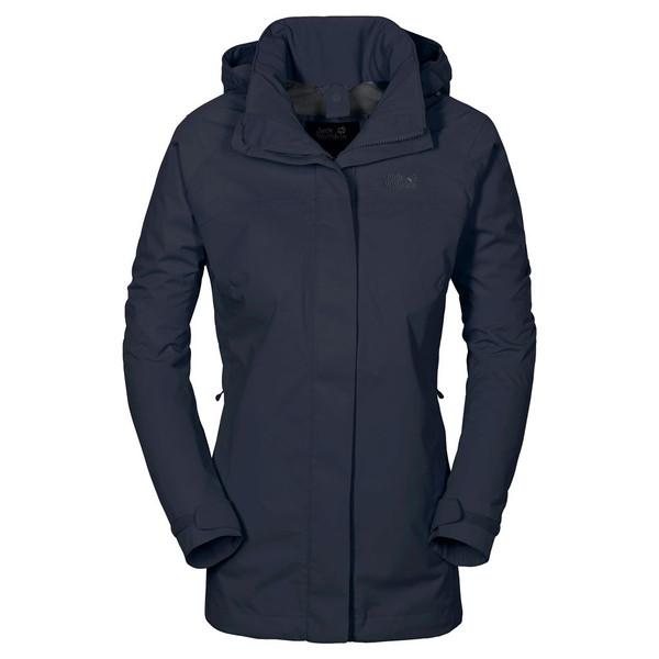 Jack Wolfskin Shelter Jacket Frauen - Regenjacke