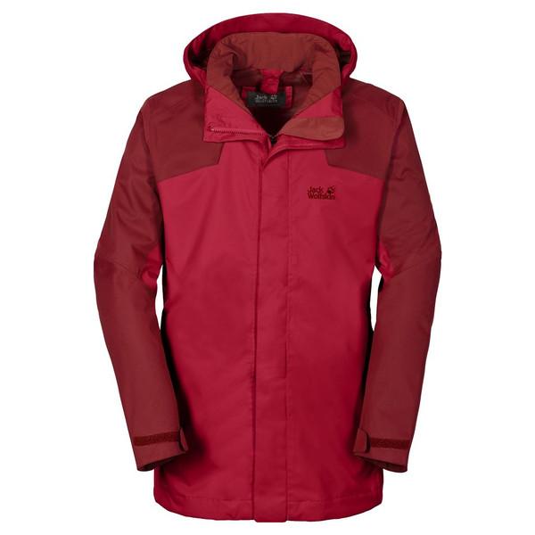 Jack Wolfskin Shelter Jacket Männer - Regenjacke
