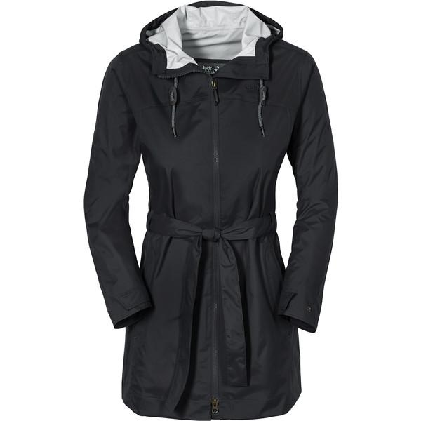 Jack Wolfskin Kyoga Coat Frauen - Regenmantel