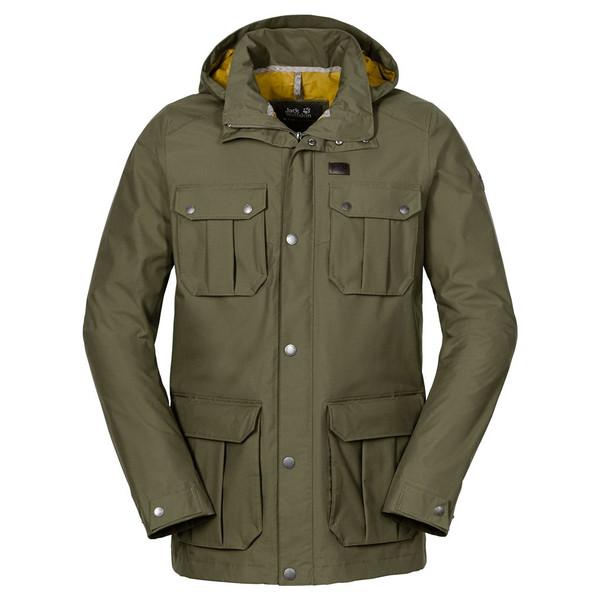 Jack Wolfskin Livingstone Jacket Männer - Regenjacke