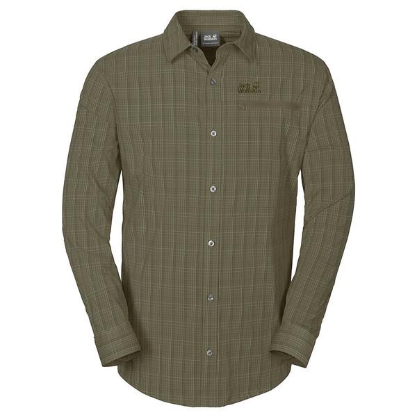 Jack Wolfskin Rays Flex Shirt Männer - Outdoor Hemd