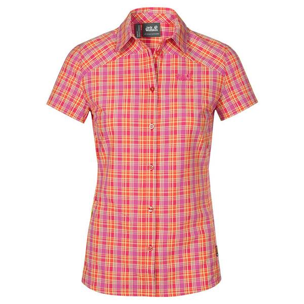 Jack Wolfskin Rock Chill Flex Shirt Frauen - Outdoor Bluse