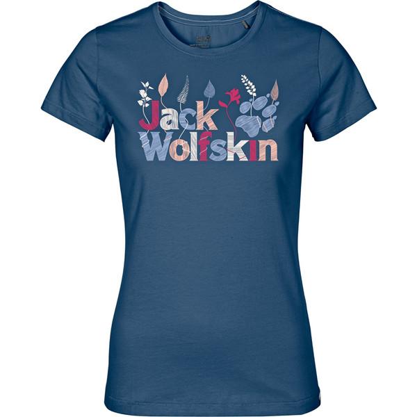 Jack Wolfskin Brand T Frauen - Funktionsshirt
