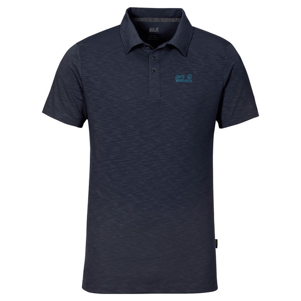 Jack Wolfskin Travel Polo 2 Männer - Outdoor Hemd