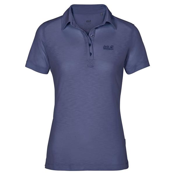 Jack Wolfskin Travel Polo 2 Frauen - Outdoor Hemd