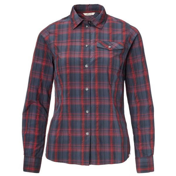 FRILUFTS Azua L/S Shirt Frauen - Outdoor Bluse