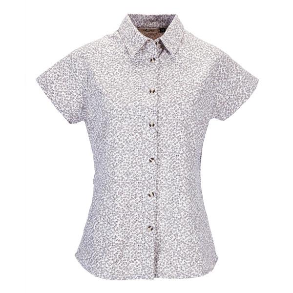 FRILUFTS Saba S/S Shirt Frauen - Outdoor Bluse