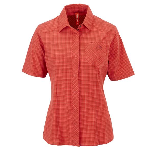Tatonka Jonne S/S Shirt Frauen - Outdoor Bluse