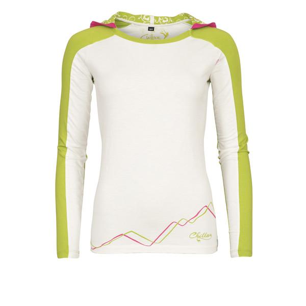 Chillaz LS Bergamo Frauen - T-Shirt