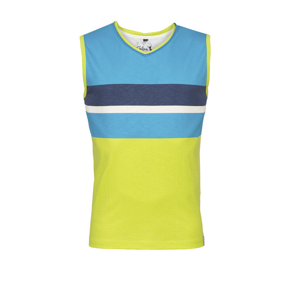 Chillaz Ardeche Tanky Stripes Männer - T-Shirt