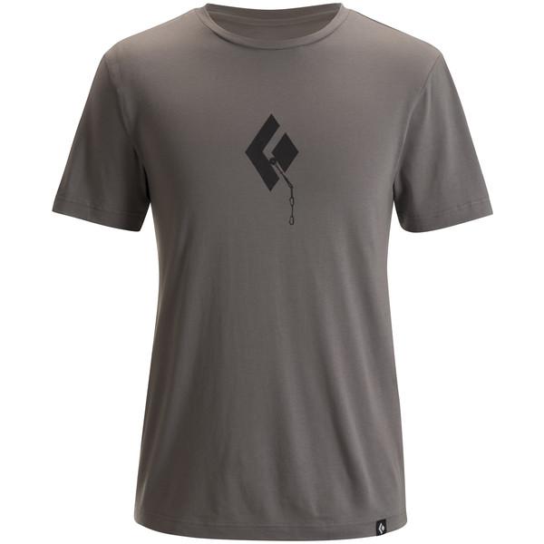Black Diamond Placement Tee Männer - T-Shirt