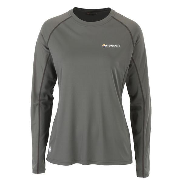 Montane Sonic L/S T-Shirt Frauen - Funktionsshirt
