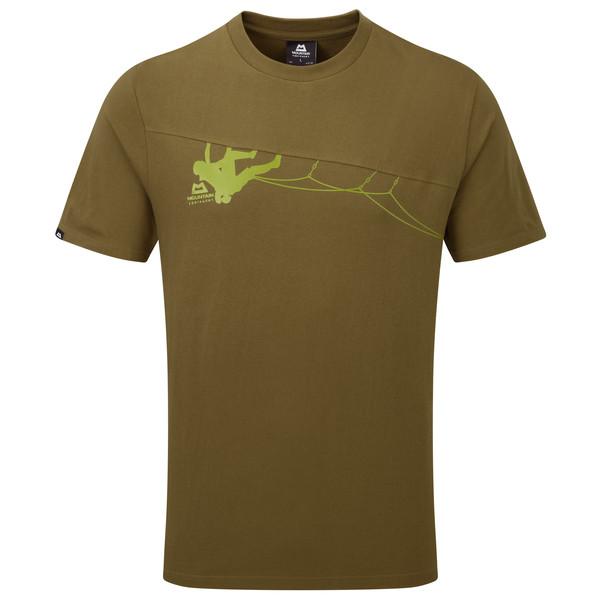 Mountain Equipment Roof Crack Tee Männer - T-Shirt