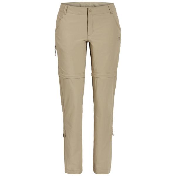 The North Face Exploration Convertible Pant Frauen - Trekkinghose