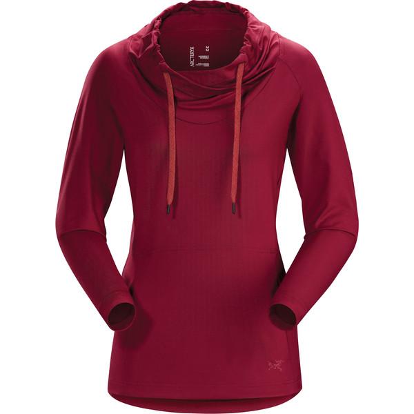 Arc'teryx Varana LS Shirt Frauen - Langarmshirt