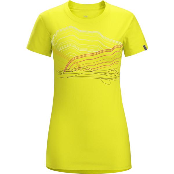 Arc'teryx Robson SS Crew Frauen - T-Shirt