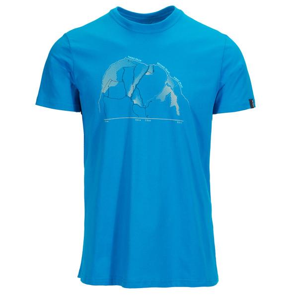 Arc'teryx 3 Peaks SS Crew Männer - T-Shirt