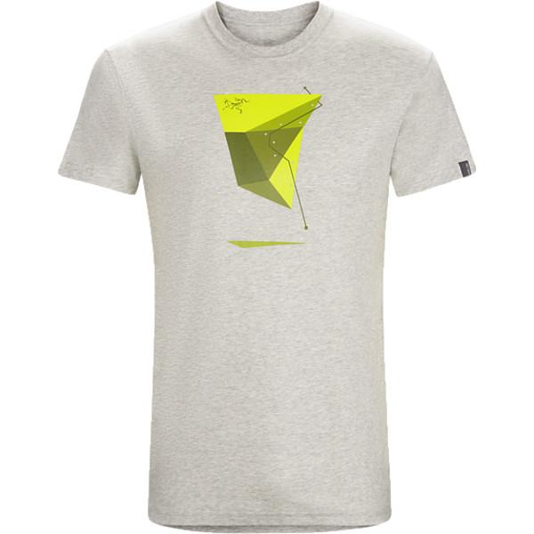 Arc'teryx Geo Sport SS Crew Männer - T-Shirt