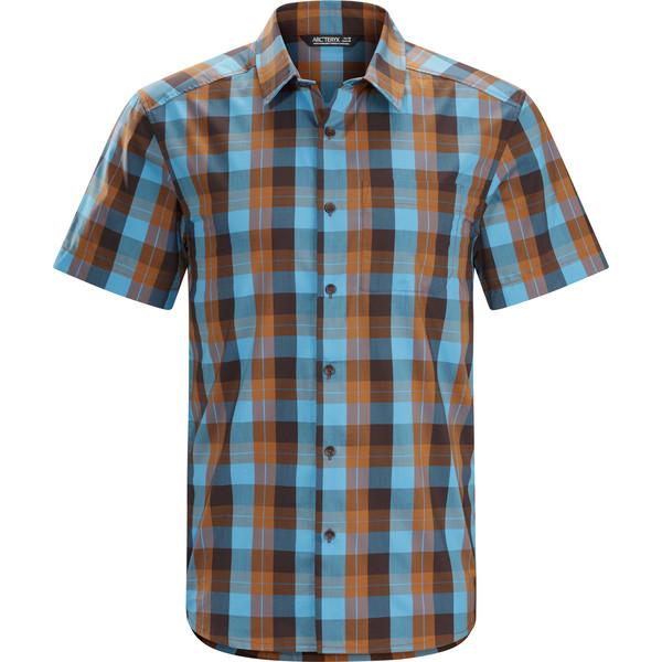 Arc'teryx Brohm SS Shirt Männer - Outdoor Hemd