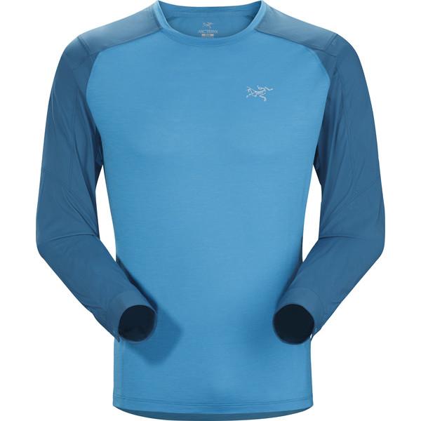 Arc'teryx Pelion Comp LS Männer - Langarmshirt