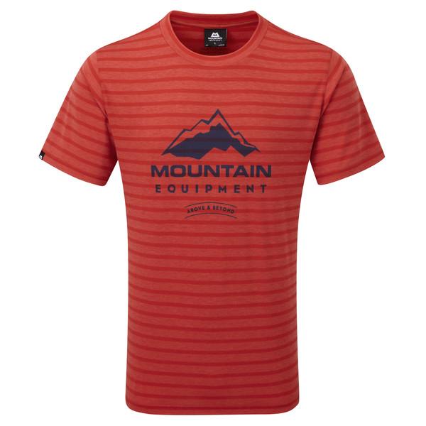 Mountain Equipment Groundup Mountain Tee Männer - Funktionsshirt