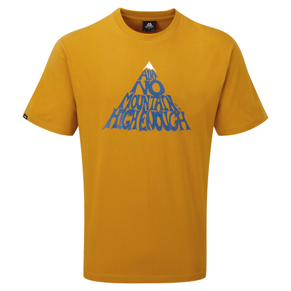 Mountain Equipment Ain't No Mountain Tee Männer - T-Shirt